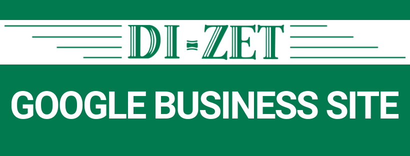Firma DI-ZET Google business site