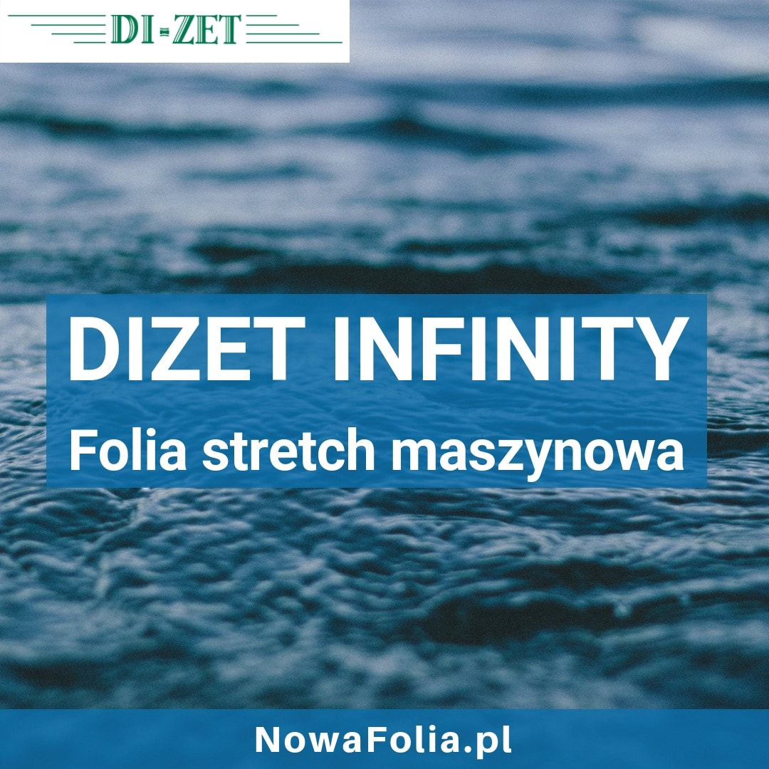 folia stretch DI-ZET Infinity